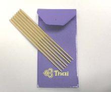 タイの爪楊枝だそうで・・・