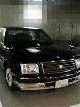 トヨタ センチュリー 試乗(^^;