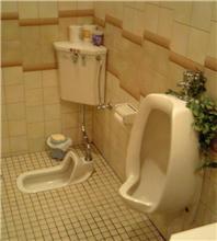 カップル専用トイレ