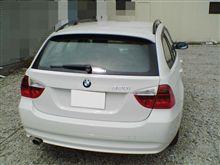 本日の試乗 「BMW 320iツーリング」