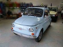 Fiat500 & アウトビアンキ A112 アバルト