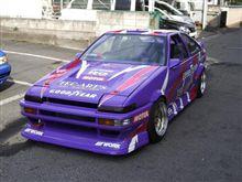 D1グランプリ第2戦『富士スピードウェイ』