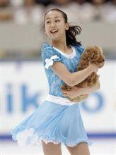 フィギュアスケート JAPAN OPEN 2007。