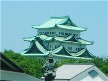 金シャチが無い名古屋城って・・・