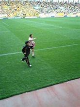 ベガルタ仙台×水戸ホーリーホック  サッカーJ2 2007 第12節 ユアテックスタジアム仙台(宮城県)