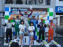 全日本ジムカーナ選手権第3戦幸田サーキット