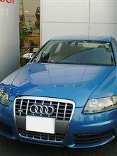本日の試乗 「Audi S6」