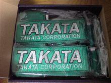 TAKATA 4点式シートベルト 2シーター用
