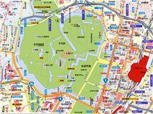 皇居チャレンジ50km