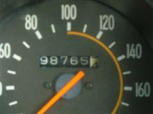 98765・・・3~4  ストレート!