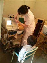 耳鼻咽喉科 鼓膜内圧検査