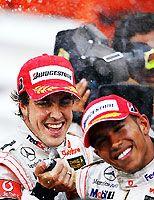 F1 2007 Season Rd5 Monaco GP 決勝