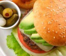2310円のハンバーガー