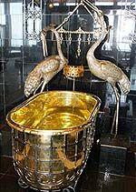 黄金風呂が・・・