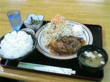 夕飯です。