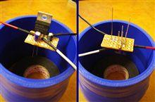 定電圧回路、一応完成☆