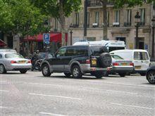 パリでパジェロ♪(その2)