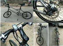 自転車のれるかな?(天気)