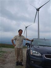 久しぶりのフォーカスで風力発電所を訪れてきました。