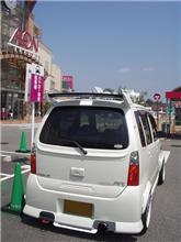 ◆駐車場で・・・張り込みましたが!①