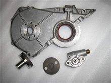 バーキン7用機械式タコメーター取り出し口修理