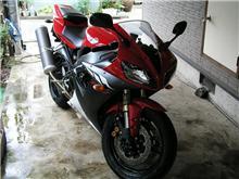 バイクを洗車