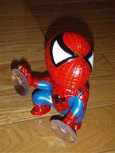 物欲の蜘蛛さん・・・