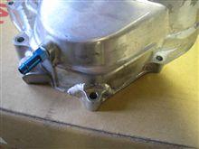 NSF-100クラッチカバー修理