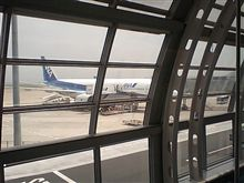ANAの飛行機!