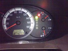 燃料補給(低燃費挑戦終了)