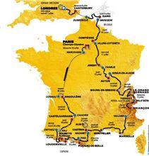 『ツール・ド・フランス いよいよスタート!』