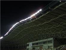 ベガルタ仙台×徳島ヴォルティス サッカーJ2 第29節 仙台スタジアム(宮城県)