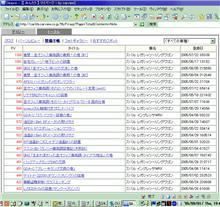 ブログ月次報告(2005年08月)