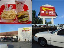 ■ハンバーガー:IN-N-OUT Burger