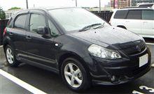 Suzuki SX4(デザイン周辺)