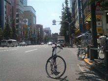 サイクリング日和!