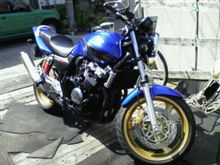 バイク始めました。