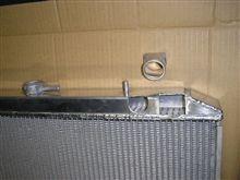 R32GT-Rアルミラジエターの改造!