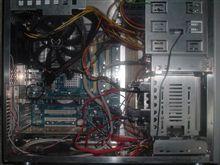 パソコン 変体マザーボード 交換 (組立)②