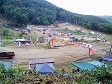岩洞湖4WDオフロードレース