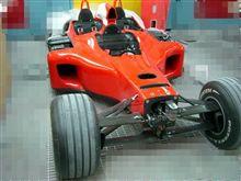 3人乗りFerrari F1