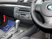 BMW E87にカーボンパーツ装着!
