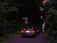 今日の怖道(京都府道452号・長谷八木線)