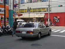 街で見かけた気になる車31