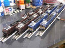 鉄道模型 追加配備