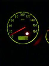 大晦日走行距離75kmでの燃費