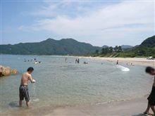 海水浴!(2度目)