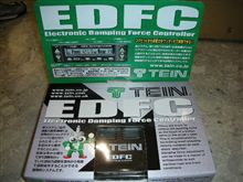 TEIN EURO&EDFCのインプレ