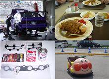 2007岡山国際 AE86 FESTIVAL 事後レポ~昼食パドック徘徊買い物編