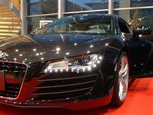 Audi R8 カッコよすぎ!!